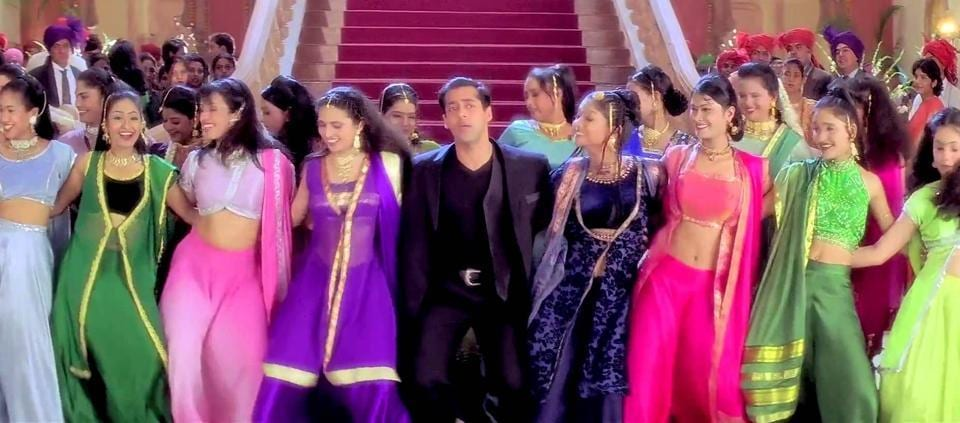 Bollywood,Background dancers,Hindi film industry