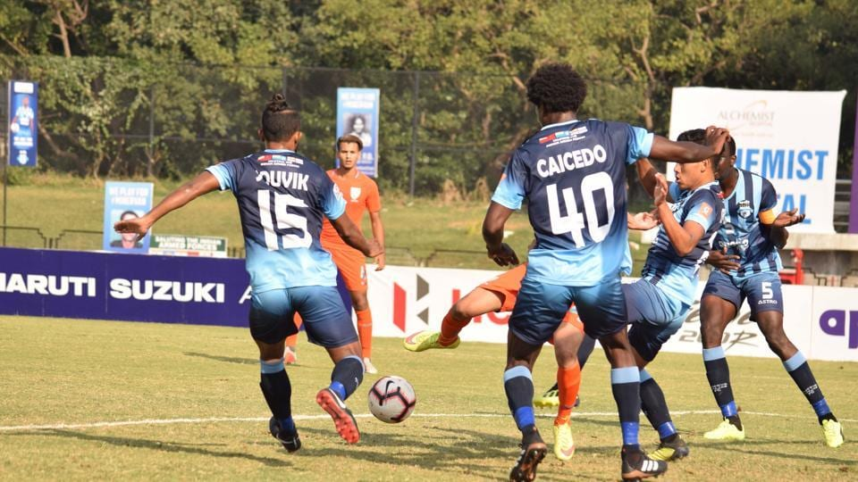 The win against Indian Arrows is the second of the season for Minerva Punjab.