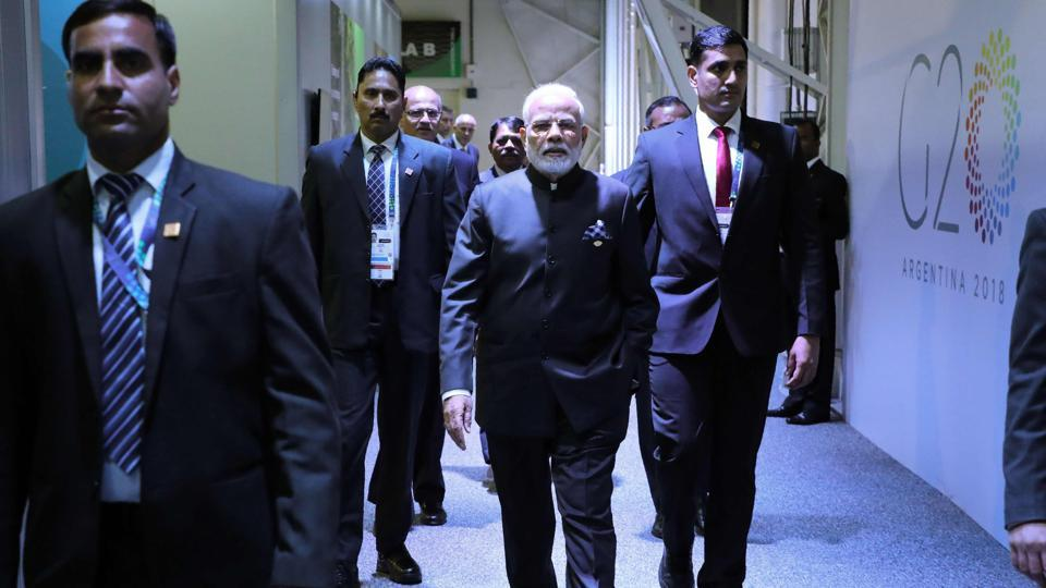 India to host first G20 summit in 2022, to coincide with 75th year of Independe...