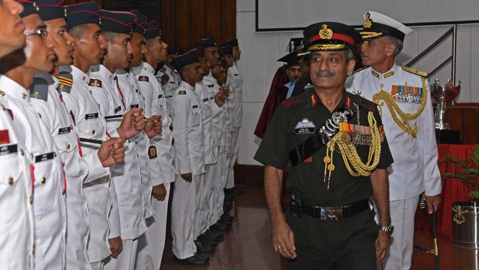 Lieutenant General Satish Dua.