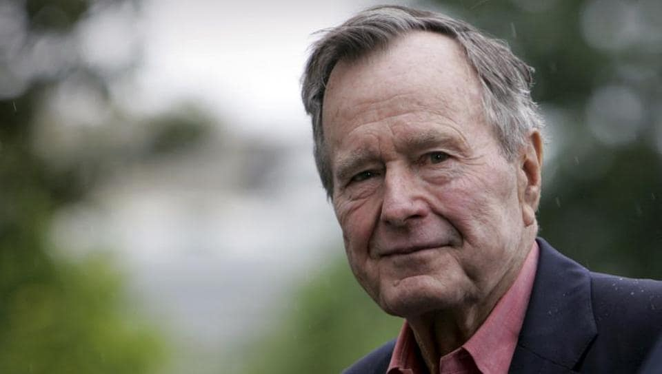 George Hw Bush 41st President Of United States Dies At Age 94