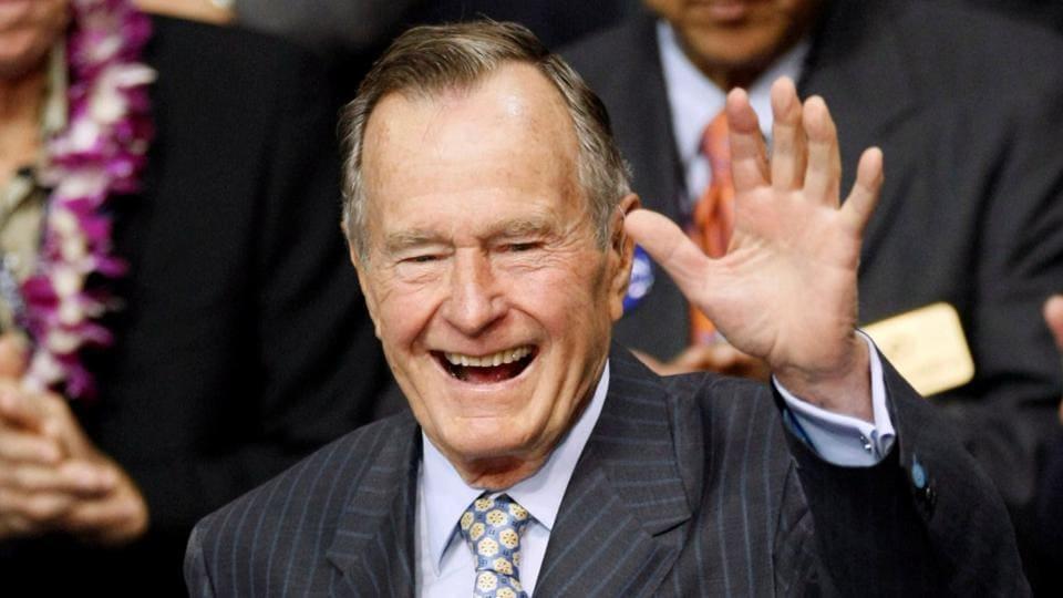 George HW Bush,George HW Bush dead,George Bush