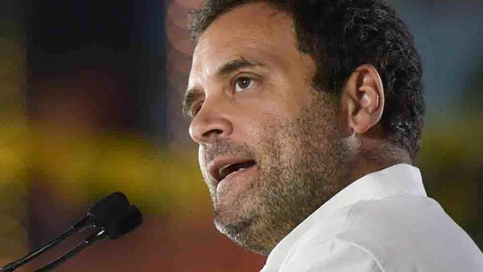 Congress president Rahul Gandhi on Saturday attacked prime minister Narendra Modi on issues ranging from Hinduism and women empowerment to demonetisation