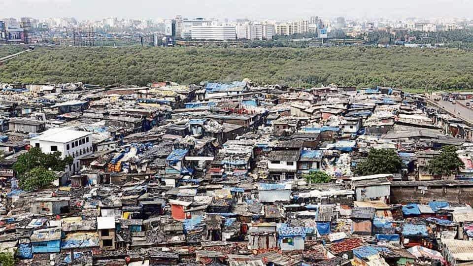 Dharavi,Mumbai,Asia