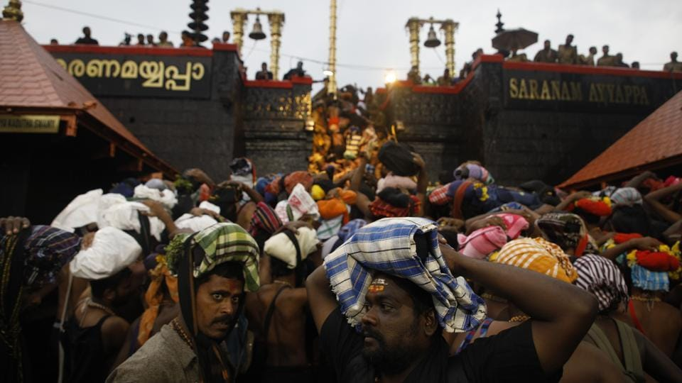 Kerala has been on the boil since the September 28 Supreme Court verdict allowed women of all ages into Sabarimala temple, reversing the shrine's tradition of barring girls and women of menstruating age—10-50 years.
