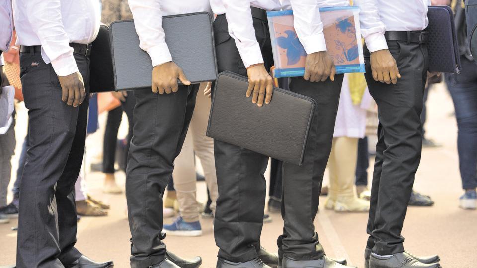 Delhi Police,job fair,Kingsway Camp