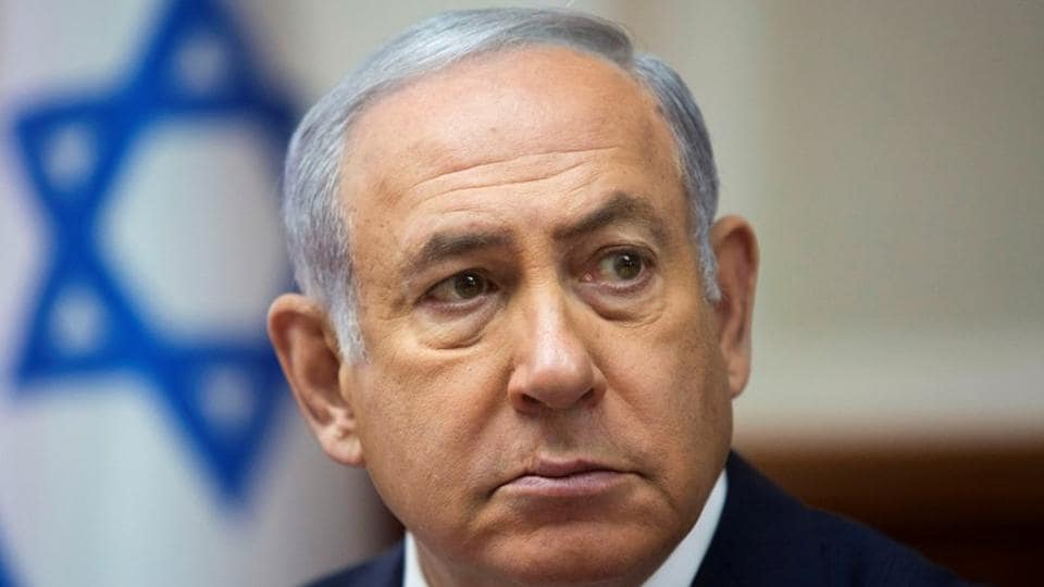 Israeli police recommend Netanyahu and his wife be charged with corruption