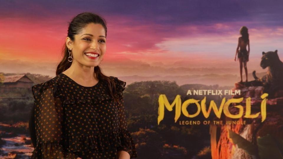 Freida Pinto,Mowgli,Mowgli: Legend of the Jungle