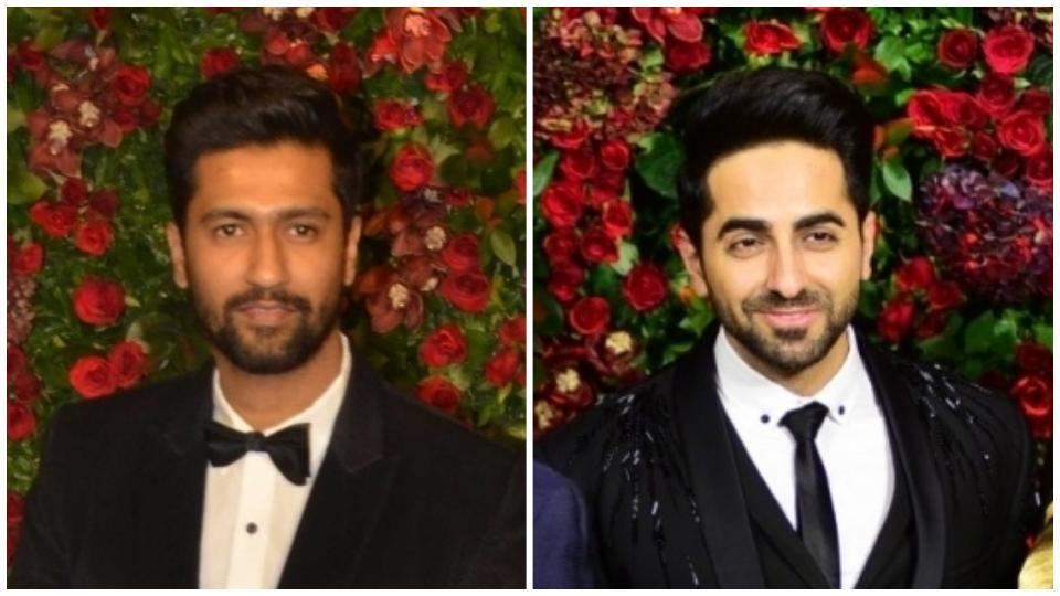 Ayushmann Khurrana and Vicky Kaushal are the stars on a new magazine cover.