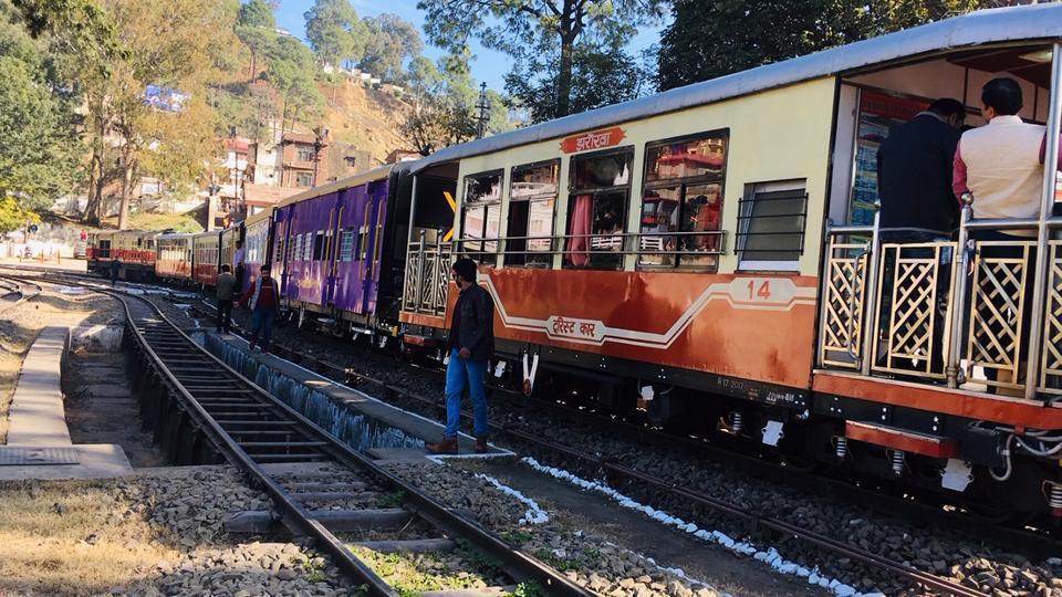 Shimla toy train,Kalka-Shimla rail,Kalka-Shimla train route
