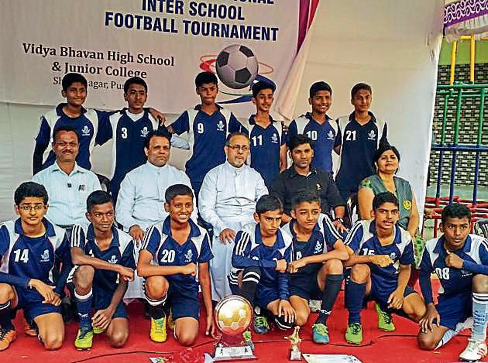 VB Cup,interschool,football