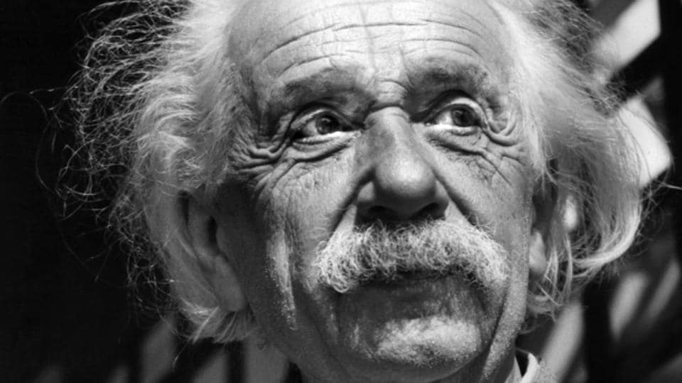 A handwritten letter from physicist Albert Einstein in which he explicitly rejected God and religion is set to be auctioned at Christie's auction house in New York City.