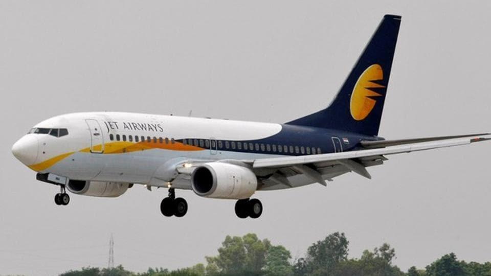 Jet Airways,Bengaluru,fumes