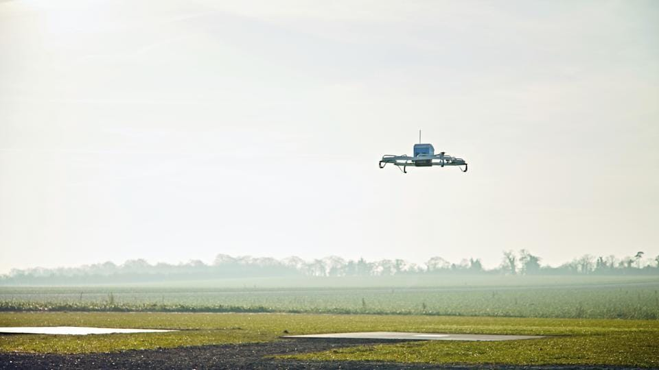 The day may not be far off when drones will carry medicine to people in rural or remote areas