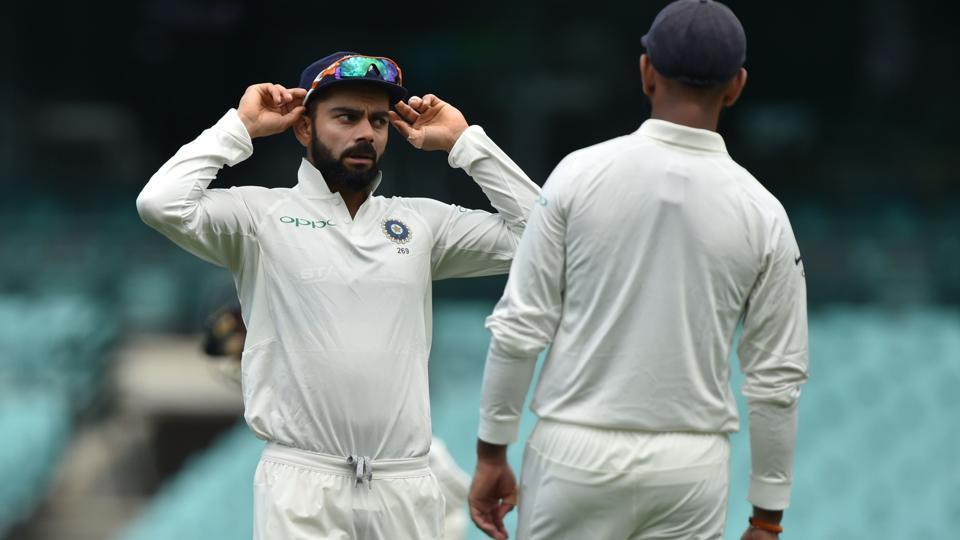 India vs Australia,Virat Kohli,India Test ranking