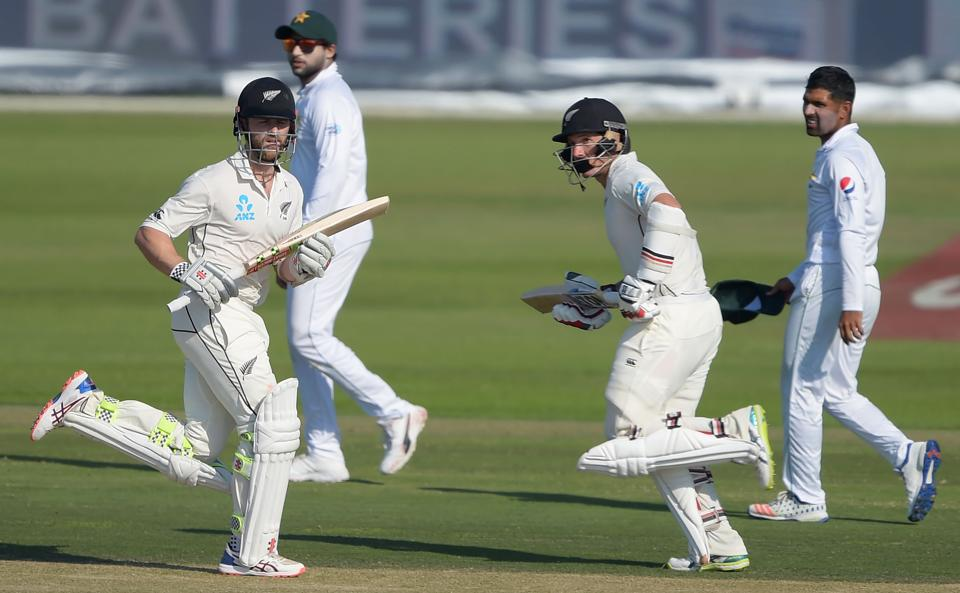 Pakistan vs New Zealand,Williamson,Watling