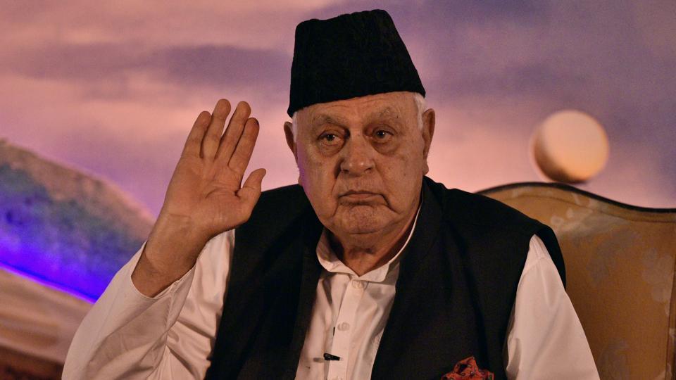 Sajjad Lone's father 'brought gun' to Kashmir Valley, says Farooq Abdullah