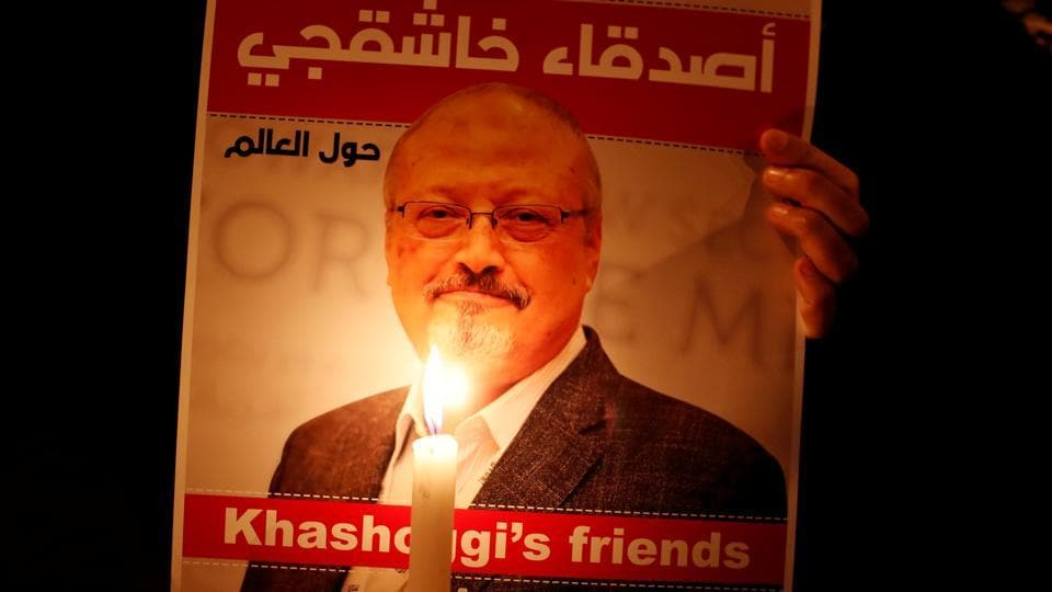Saudi Crown Prince a 'beast': Khashoggi's WhatsApp messages