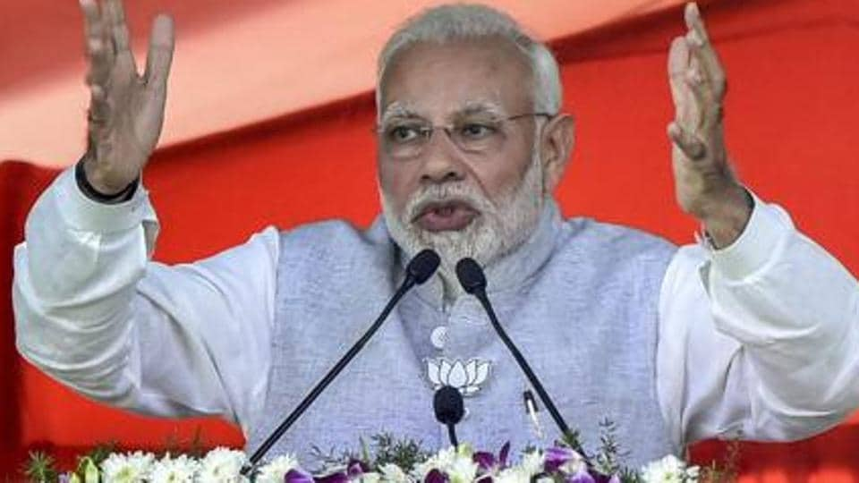 PM Narendra Modi responded to Rahul Gandhi's jibe saying that he had never claimed to know everything.