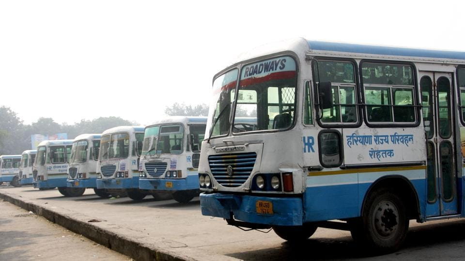 Bus Driver,Haryana Roadways Joint Action Committee,Transport Department Official