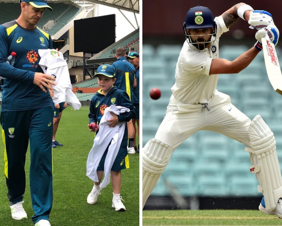 India vs Australia,IND v AUS,Archie Schiller