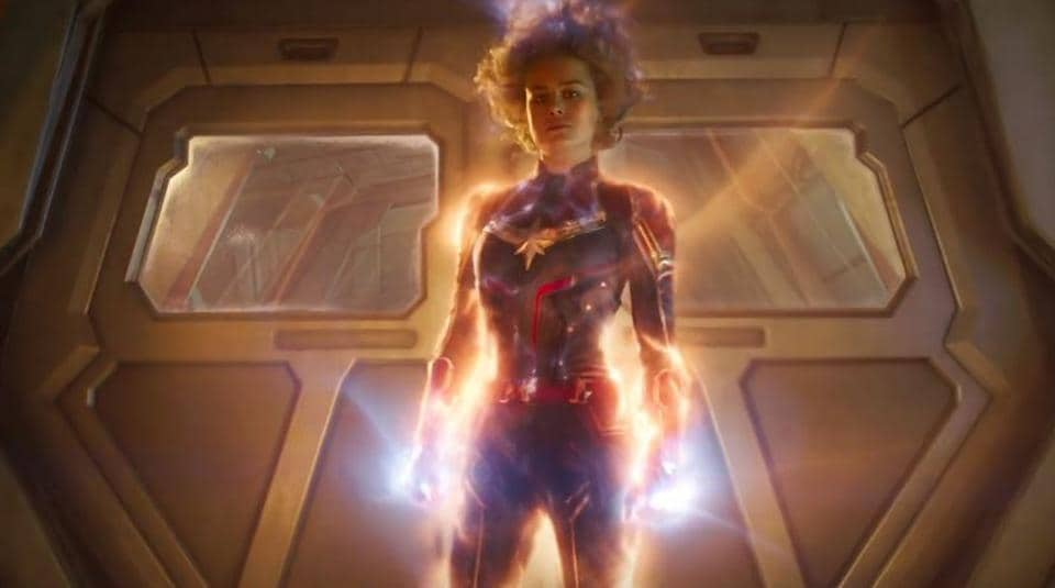 Gorgeous New Poster And Plot Summary For Captain Marvel Arrive Online