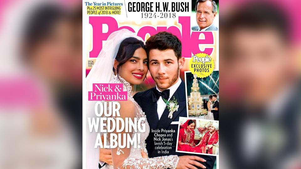 Priyanka Chopra S Wedding Dress Had 8 Secret Words Embroidered On It