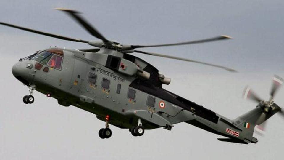 Christian Michel,AgustaWestland,VVIP choppers