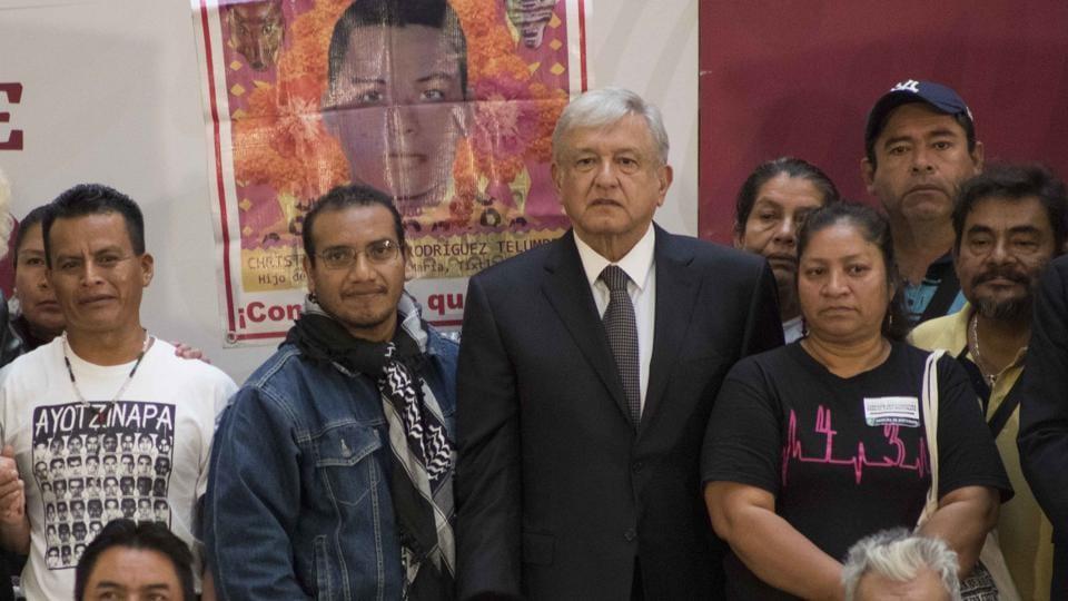 Andres Manuel Lopez Obrador,Lopez Obrador,Drug Gangs