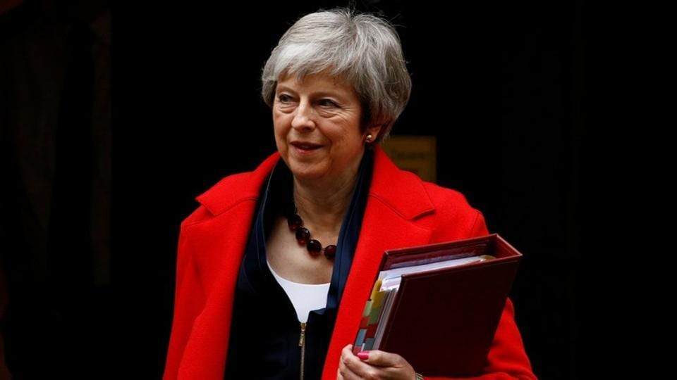 PM May,PM Theresa May,Brexit Deal
