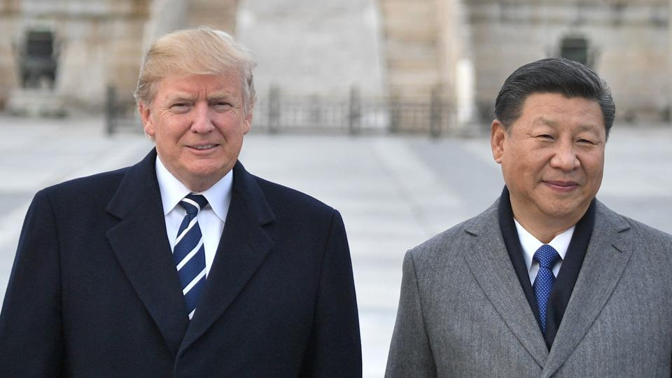 trump,xi jinping,US-China trade war