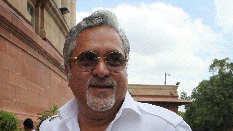 Vijay Mallya, who has been living in the UK for over two years, is wanted for committing alleged bank frauds of ₹9,000 crore.