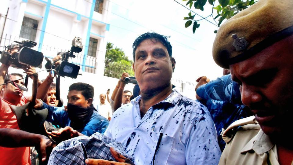 Muzaffarpur sex scandal,shelter home case,Brajesh Thakur
