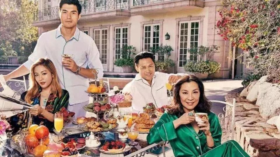 Crazy Rich Asians,Crazy Rich Asians China release,Crazy Rich Asians China earnings