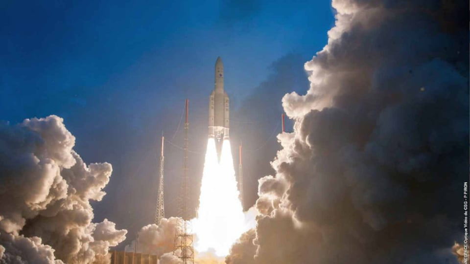 India's heaviest satellite GSAT 11, weighing 5,854 kg, was successfully launched by the European commercial launch provider Arianespace in the early hours of Wednesday from Kourou space centre, French Guiana.