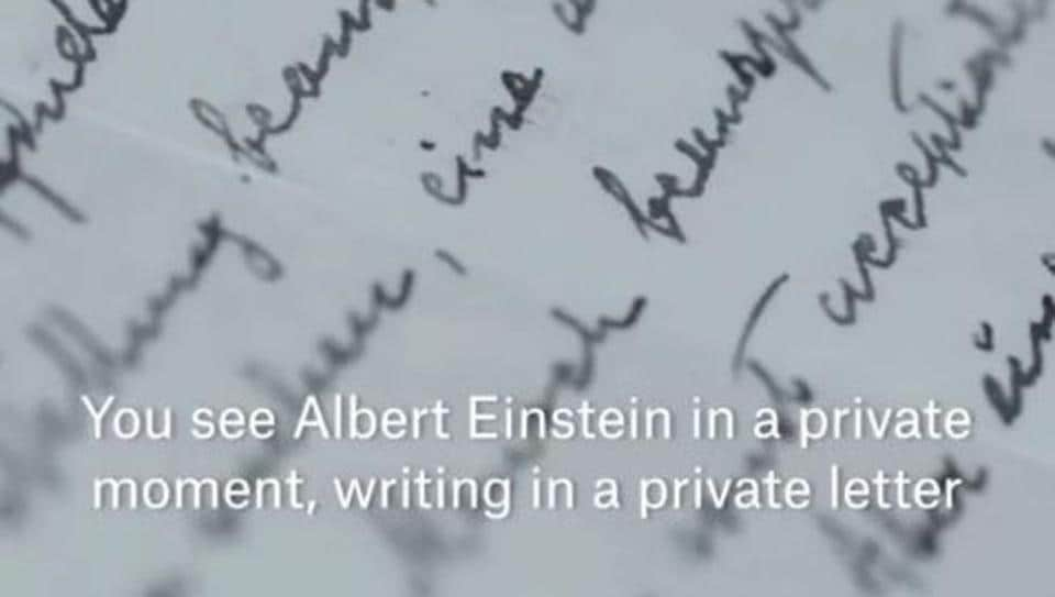 God letter,Einstein god letter,Letters by Albert Einstein