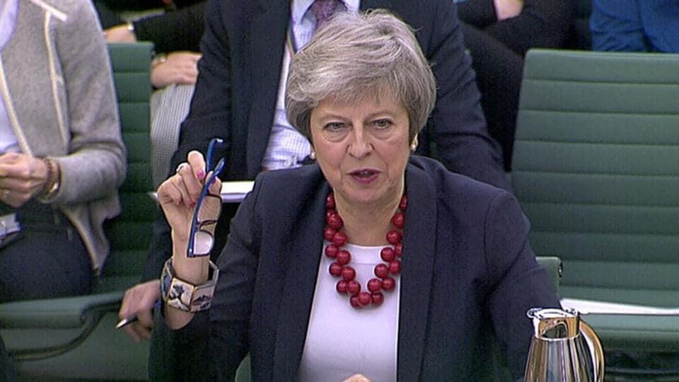 UK,Theresa May,Christian Michel