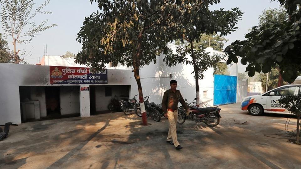Bulandshahr violence,cow slaughter,UP violence