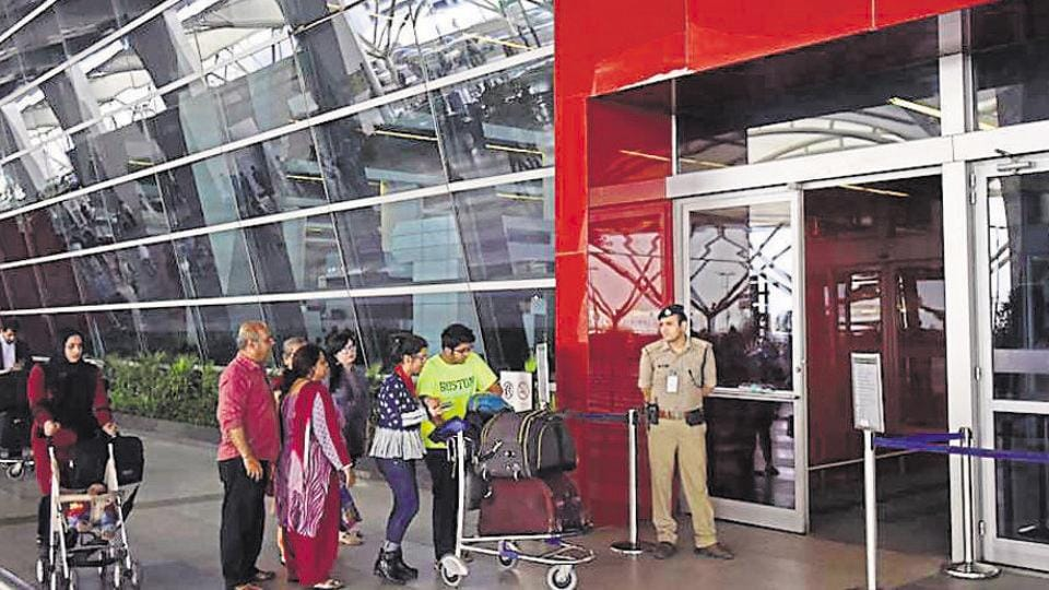 Twice recently, Delhi's Indira Gandhi International airport witnessed radioactive scare, which was followed by detailed scanning of its cargo terminals by the experts from the Department of Atomic Energy (DAE).