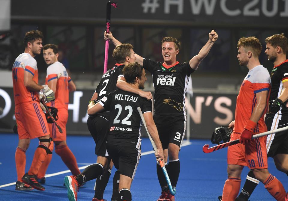Hockey World Cup 2018,Germany,Netherlands
