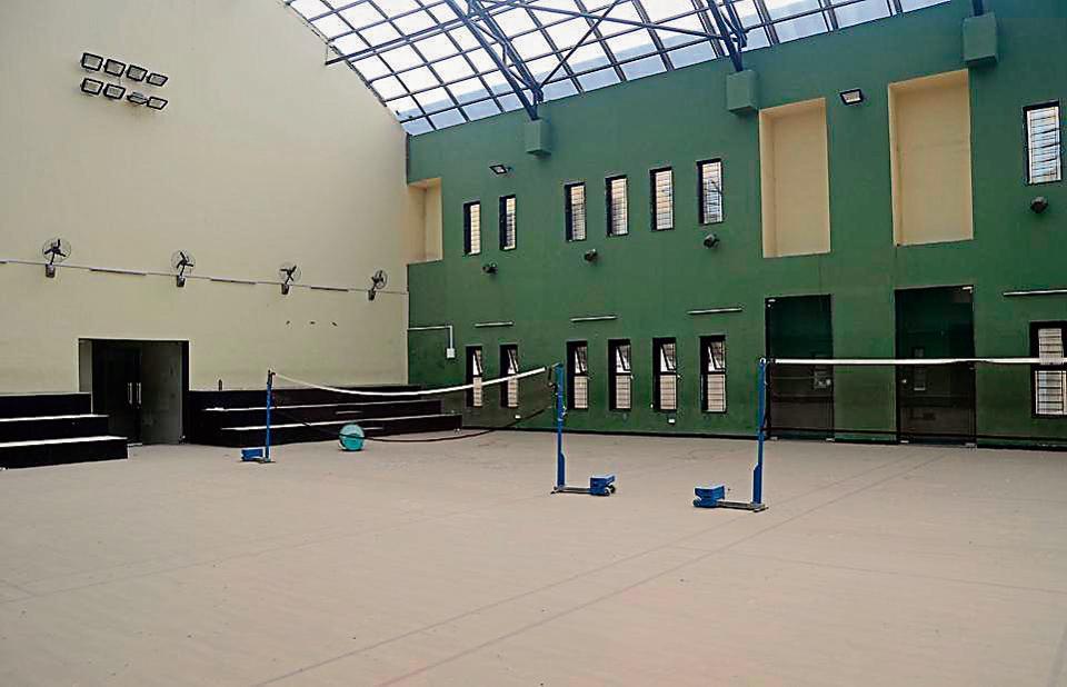 Pune,sports complex,Shakuntala Shinde Krida Sankul sports complex