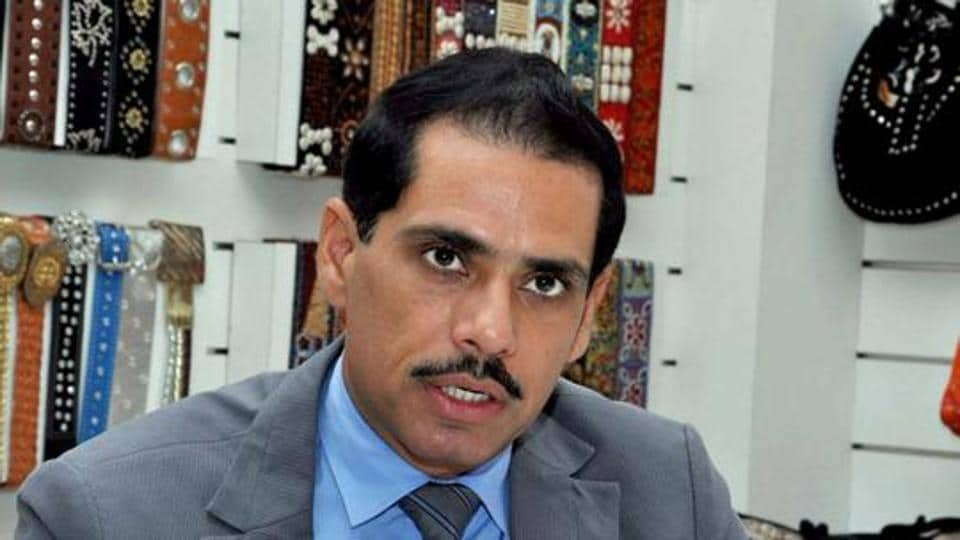 Robert Vadra,Congress,ED
