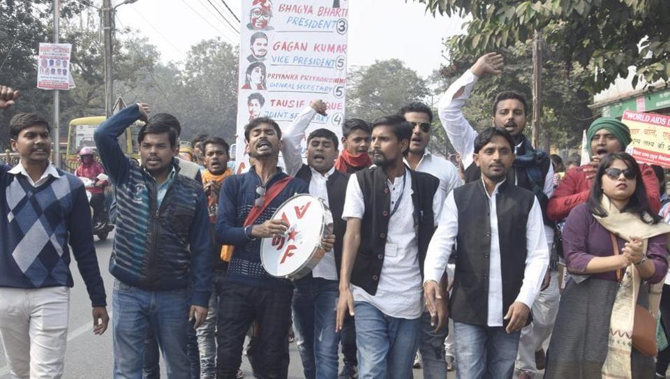 PUSU,Patna university polls,PU Election results