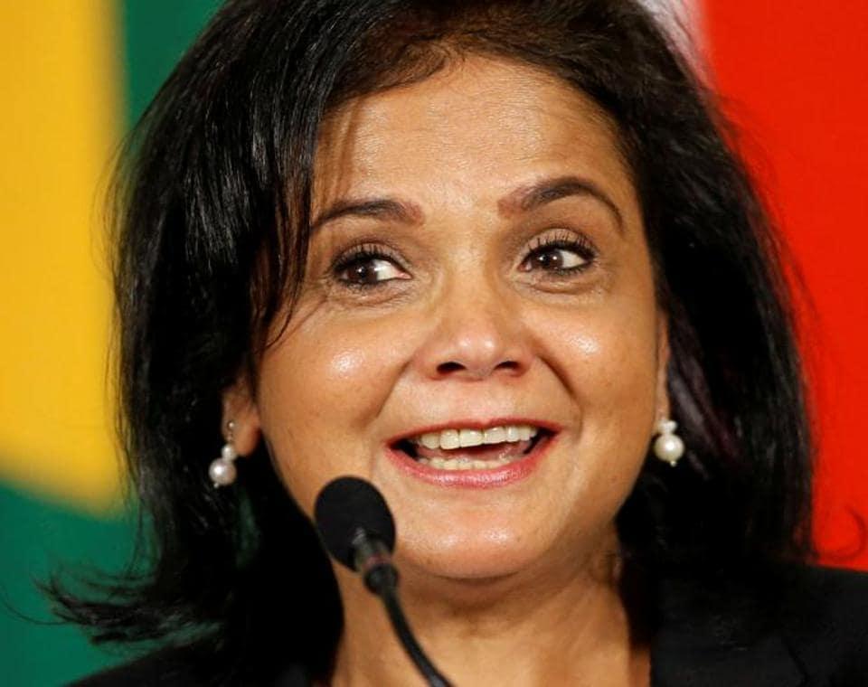 Indian,Shamila Batohi,South Africa