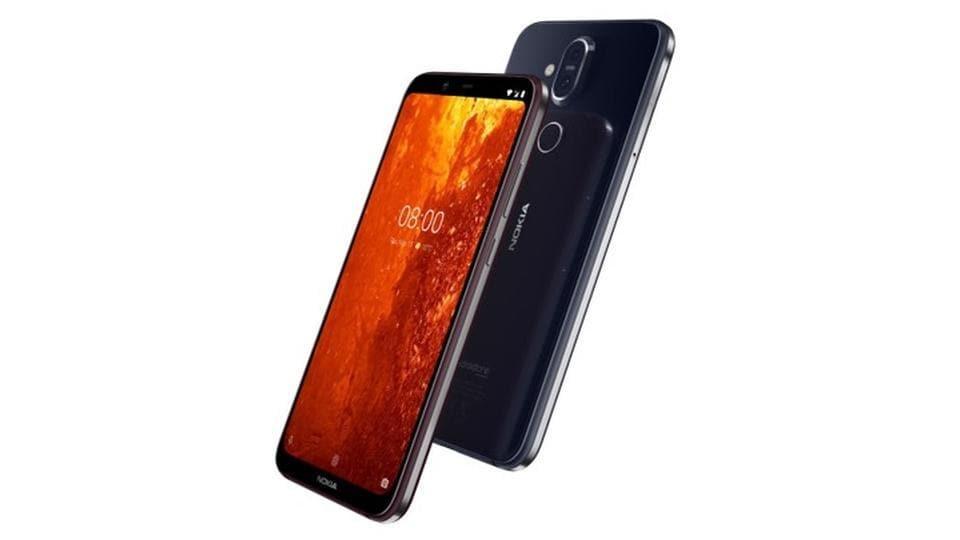 Nokia 8.1,Nokia 8.1 Price India,Nokia 8.1 India Price