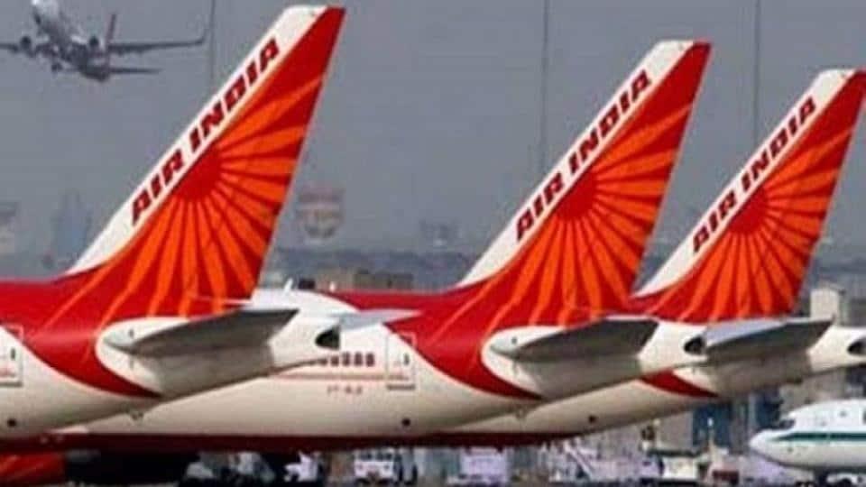 air india,hong kong,glide path
