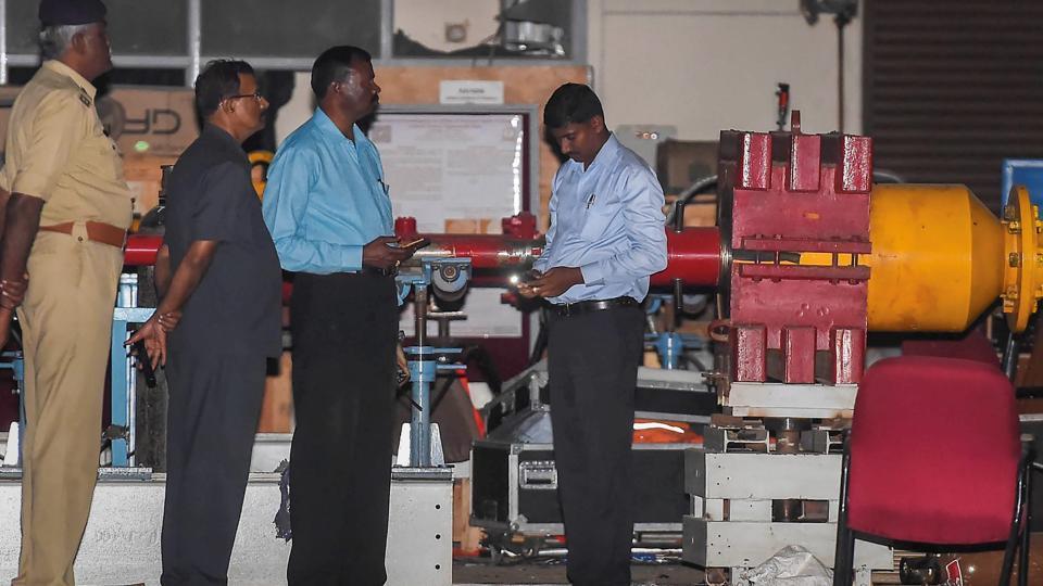 Indian Institute of Science,Bengaluru,lab blast