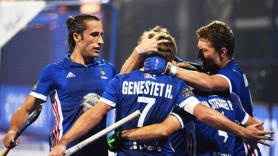 Hockey World Cup 2018,France,Argentina
