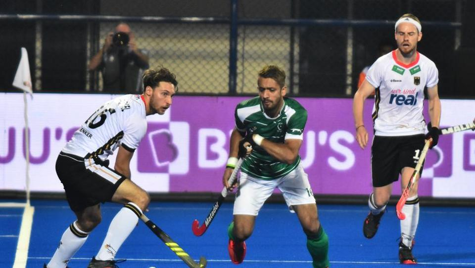 Hockey World Cup 2018,Roelant Oltmans,Ammad Butt