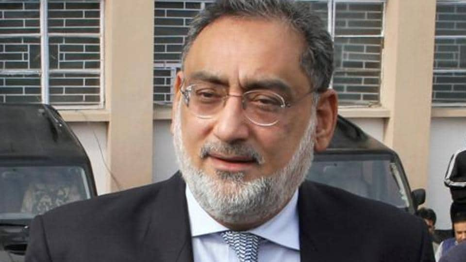 Former J-Kfinance minister Haseeb Drabu has resigned from PDP.